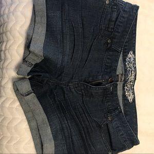 Express Denim Shorts bundle